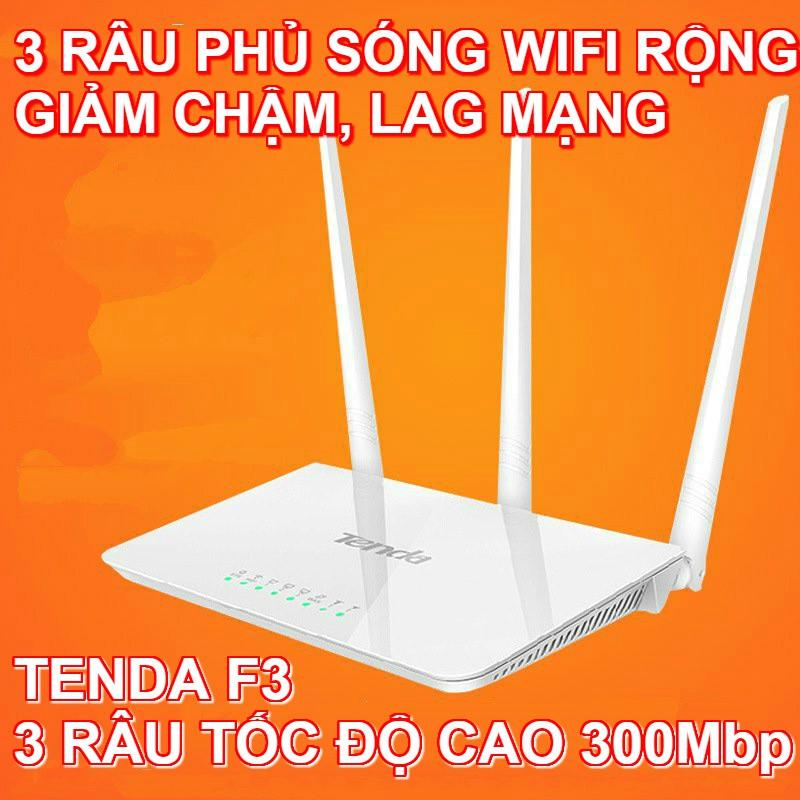 Wifi Tenda F3
