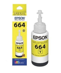 Mực in Epson T6644 Yellow Ink Tank (T664400)